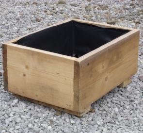 Simple Rectangular Planter